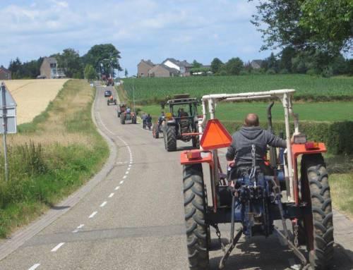 Even terug in de tijd: Toertocht Genhout 2014