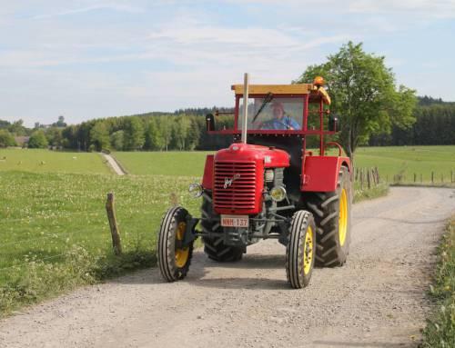 Kentekenplicht Oldtimer tractoren